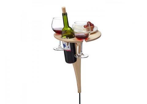 Table à vin extérieure