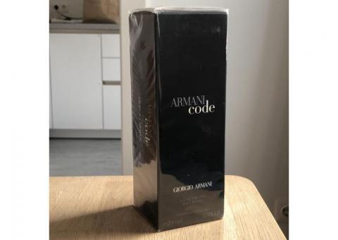 Armani Code_Eau de toilette_200ml