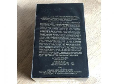 Ralph Lauren Supreme Leather _ Eau de parfum _ 125ml