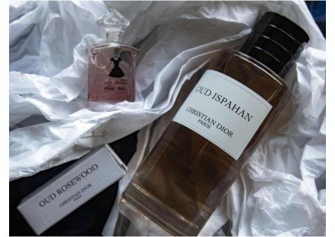 Parfum d'exception utilisé 2 fois Hispahan 125ml