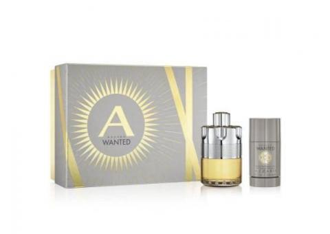 Coffret parfum Azzaro Wanted