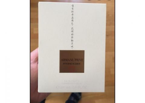 Armani privé Pivoine Suzhou