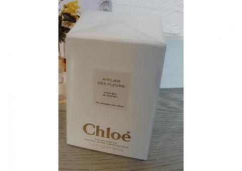Parfum Chloé L'atelier des fleurs Herba mimosa