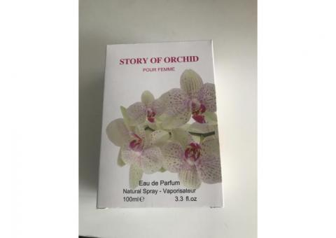 Story of Orchid