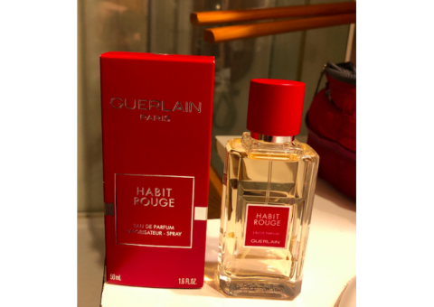 Habit Rouge - Guerlain