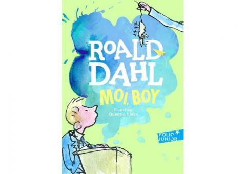 Moi, Boy de Roald Dahl