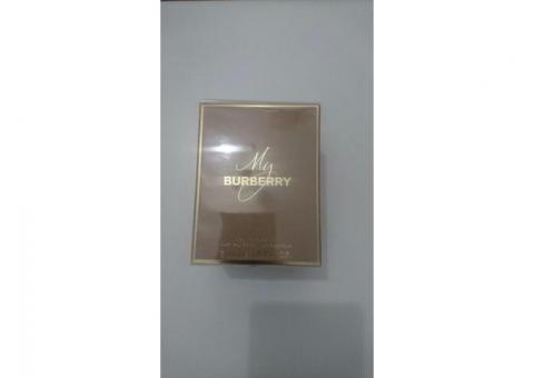 Eau de parfum My Burberry 50ml - neuf avec plastique